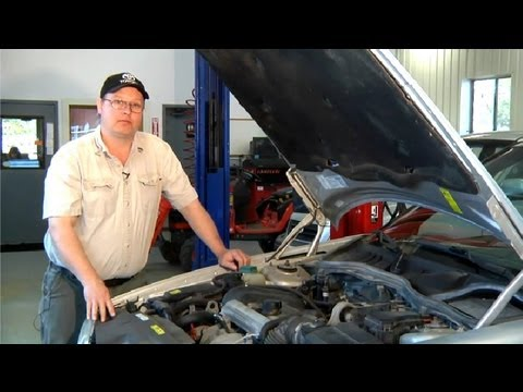 What Causes Water in Oil & Exhaust? : Car Repair Tips