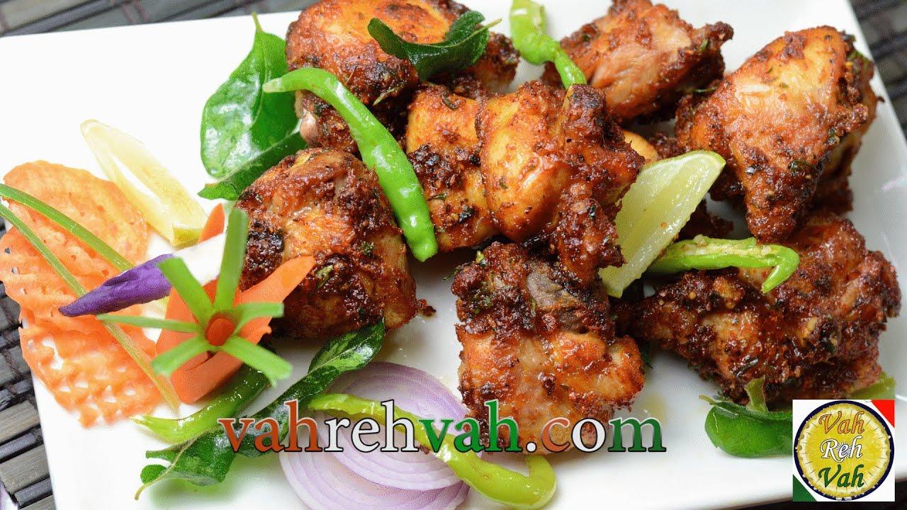 street food chicken 65 by vahchef vahrehvahcom youtube