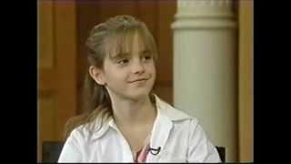 EMMA WATSON - 11 - INTERVIEW - 2001