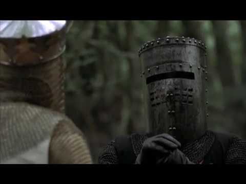 Monty Python And The Holy Grail - Black Knight HD