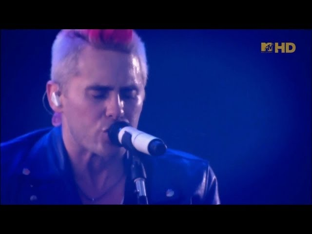 30 Seconds To Mars - A Beautiful Lie Rock Am Ring 2010