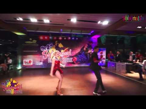 Gaby & Estefy Salsa Show - 2.Salsensual Dance Festival Lebanon