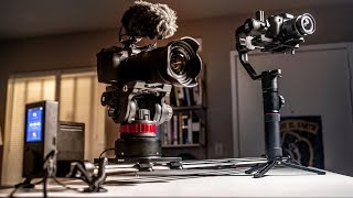 Are Gimbals the death of Sliders?