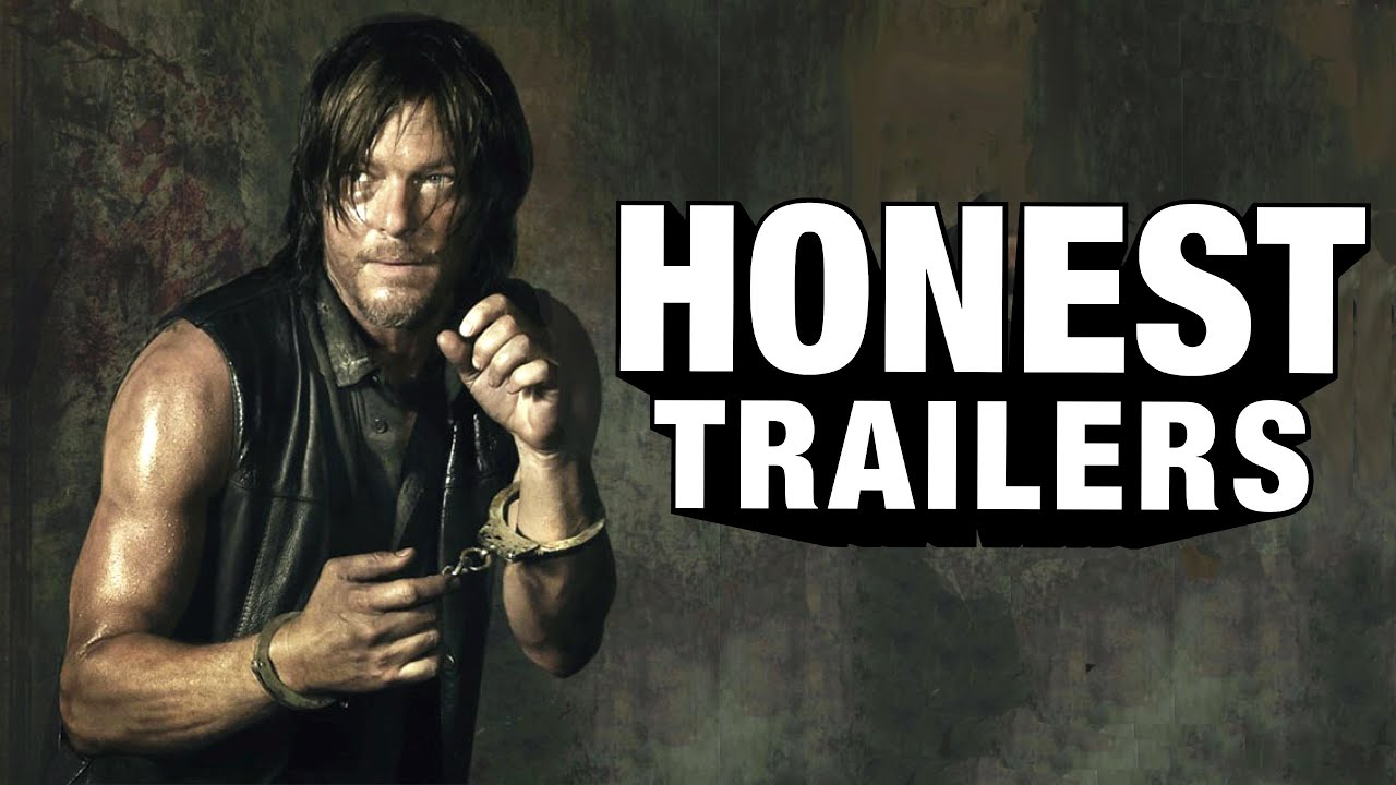 [Honest Trailers Takes On The Walking Dead] Video