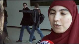 Reacties op de Islam om te 'rellen' of 'waarheid'