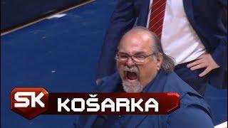 """Gori"" Morača, Budućnost Pobedila CSKA u Ludom Finišu   SPORT KLUB Košarka"