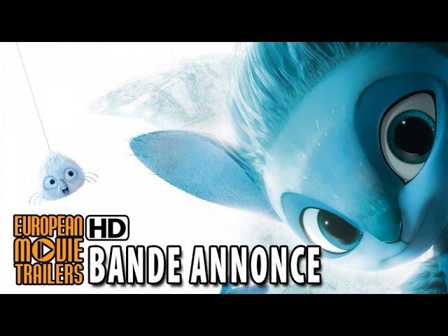 MUNE le Gardien de la Lune Bande-annonce (2015) - Omar Sy HD