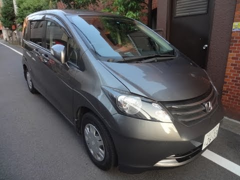 2009 Honda Freed for sale Tokyo japan