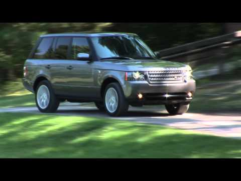 2010 Land Rover Range Rover - Drive Time Review