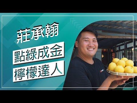 台灣-草地狀元-20180827 1/2 點綠成金 黃檸檬達人
