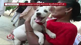 Sai Krishna PetsandMore Conducts Free Vaccination Camp In Moosapet | Hyderabad