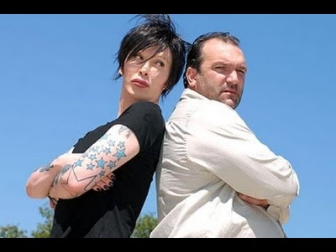 Celebrity Wife Swap - Pete Burns And Michael Simpson