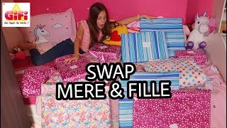 SWAP MERE / FILLE  - gifi
