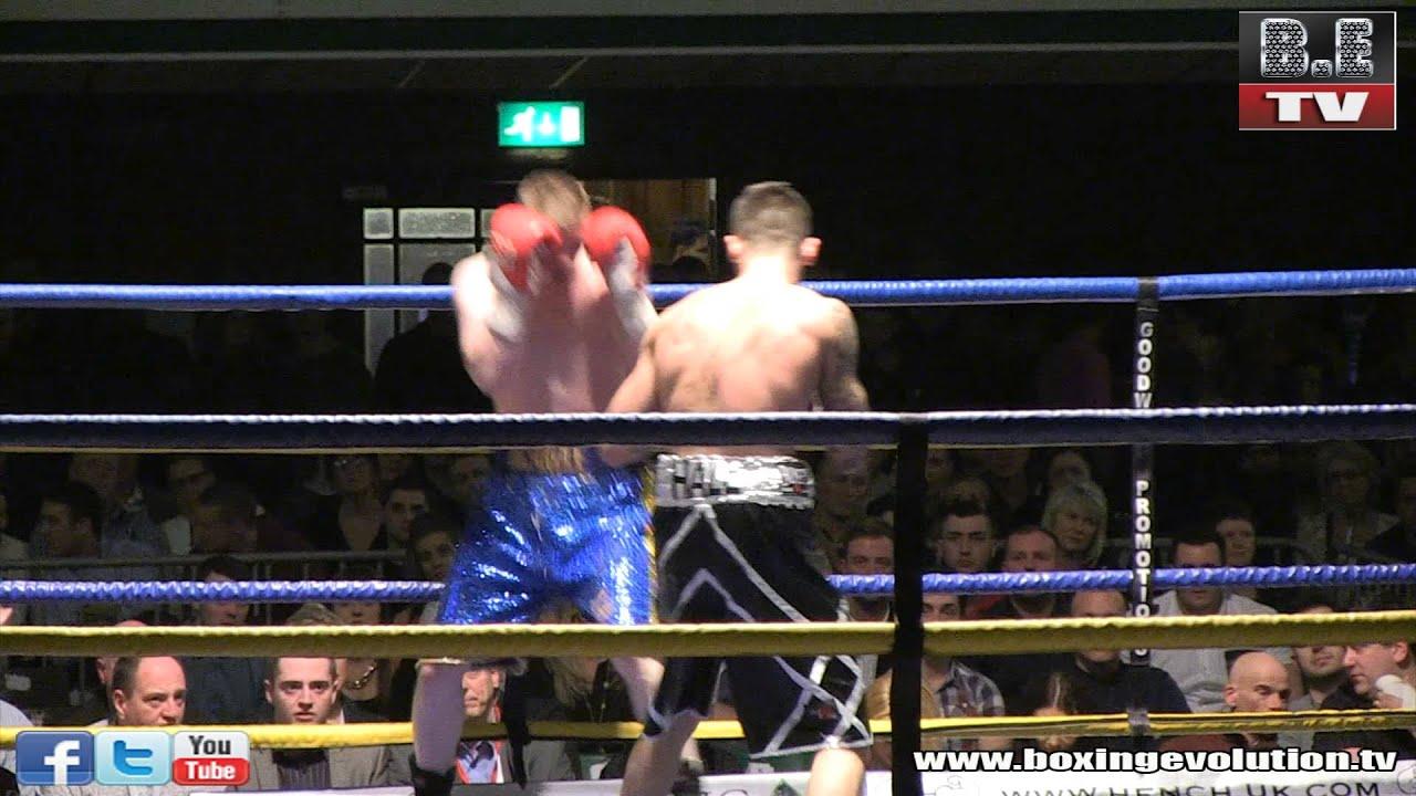 Ben Hall vs Jason Mcardle