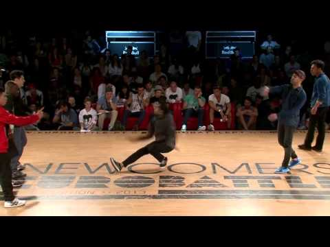 EUROBATTLE 2013 | BBOYING QUARTERFINAL |  SOUL MAVERICKS VS. BAD TRIP CREW