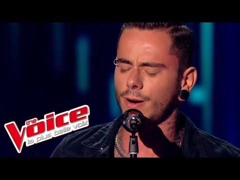 The Voice 2014│Maximilien Philippe - When I was Your Man (Bruno Mars)│Blind audition