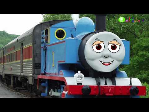 Thomas And Friends ABC Alphabet  song