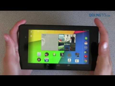 Google Nexus 7 (2013) Review