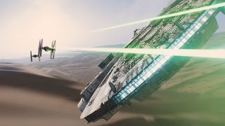 Star Wars: Segundo teaser del Episodio VII The Force Awakens