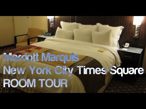 Marriott Marquis NEW YORK Times Square - Room # 1642