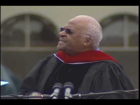 Desmond Tutu Commencement Speech