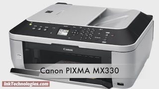 Canon PIXMA MX330 Instructional Video