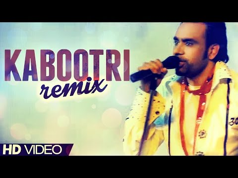 Babbu Maan - Kabootri (Remix) - Desi Romeos - 2012
