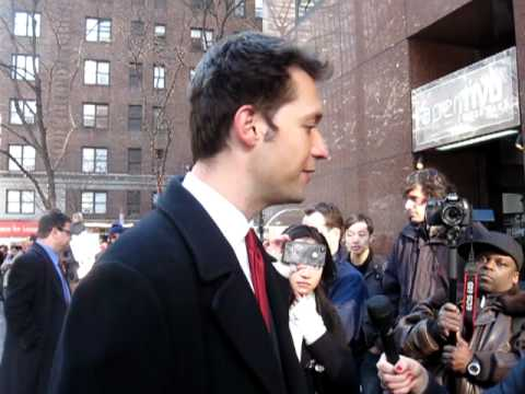 Alexis Ohanian (Reddit) at SOPA/PIPA Protest @ 780 3rd Ave. in New York City UNEDITED & RAW FOOTAGE!
