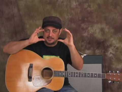 U2 - One - Easy Beginner Acoustic Guitar Song Lesson Tutorial