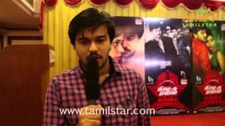 Rakshan At Thiruttu Rail Movie Team Interview