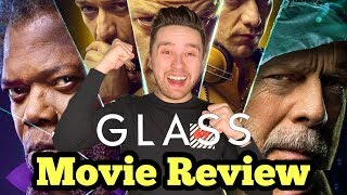 Glass (2019)   Movie Review (Unbreakable and Split Sequel )