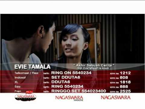 Evie Tamala - Akhir Sebuah Cerita (Official Video)
