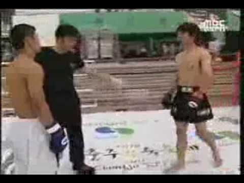Taekwondo vs kickboxing