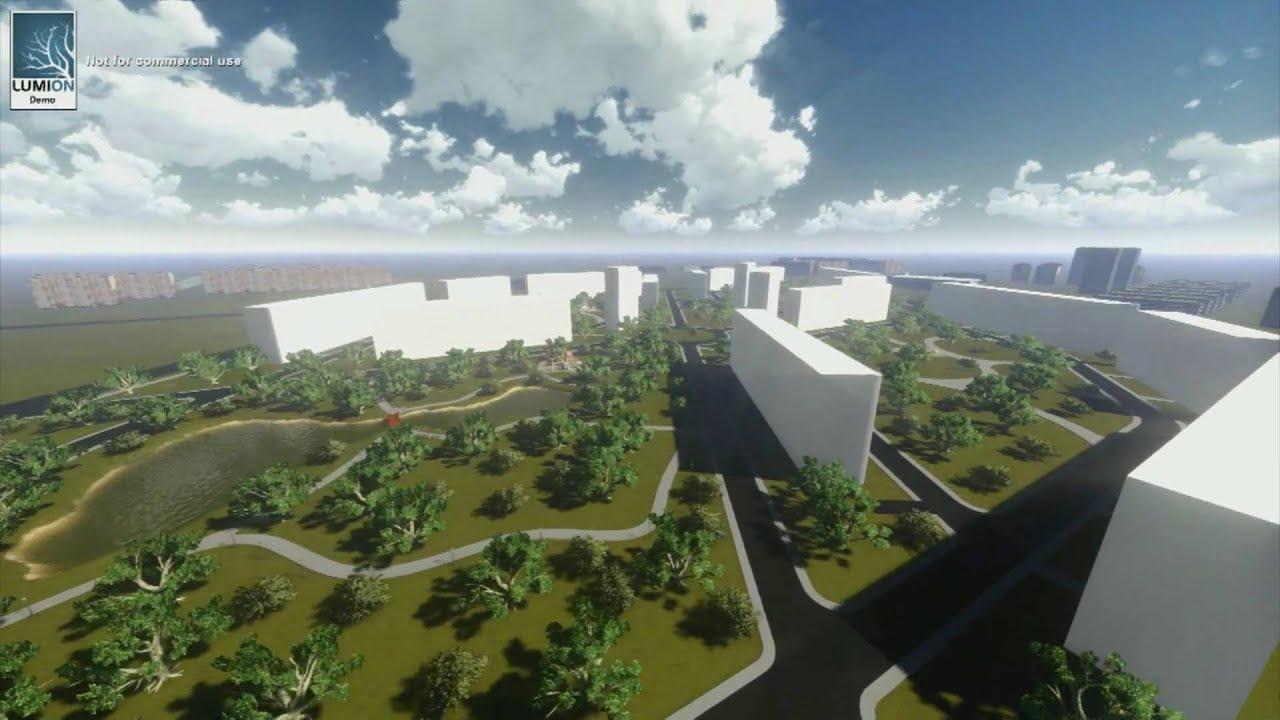 Lumion 3d Animation Youtube