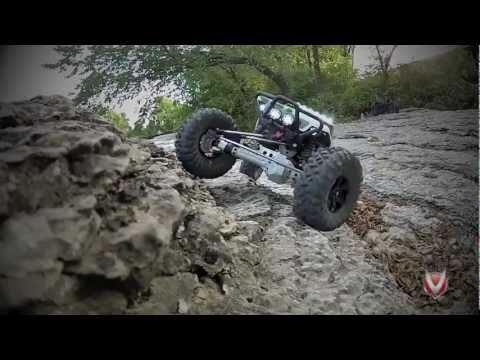 Axial Wraith scale disc brake kits