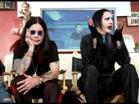 Ozzy Osbourne Party With The Animals