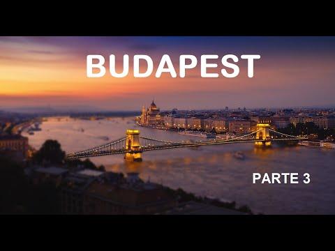 Ciudad de BUDAPEST en HUNGRIA !!! // InTeRrAiL 2020 por EUROPA