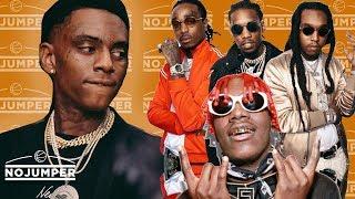 Soulja Boy reflects on beef with Lil Yachty, Migos & DJ Akademiks