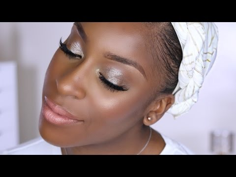 Peachy Glam Valentines's Day Makeup ♡ | Jackie Aina