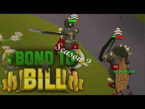 Bond to a Bill Season 2! Ep 6 - Oldschool Runescape