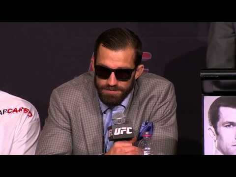 UFC Fight Night Sydney: Post-Fight Press Conference
