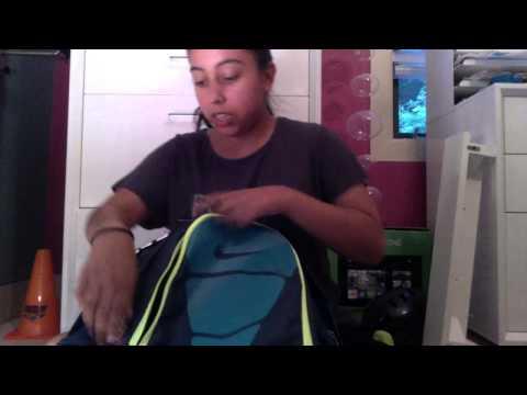 Nike vapor max air backpack review
