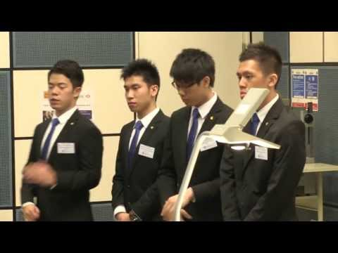 HSBC Asia Pacific Business Case Competition 2013 - Round1 D3 - HKBU