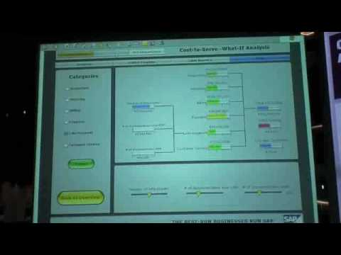 Sap Software For Utilities Demo Youtube