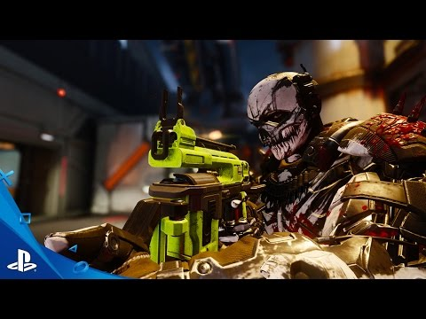 Call of Duty: Black Ops III – 10/18 Black Market Trailer | PS4