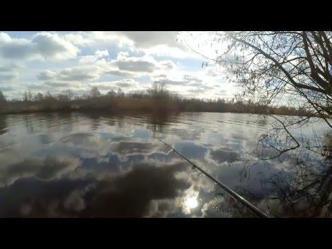 рыбалка в полесске