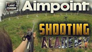 Aimpoint Shooting Academy - France 2016 - LeJoChasse