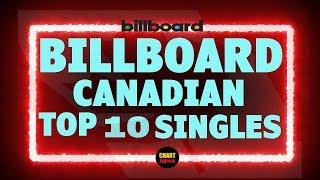 Billboard Top 10 Canadian Single Charts | April 04, 2020 | ChartExpress