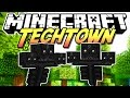 Minecraft TechTown - WitherAngriff #17