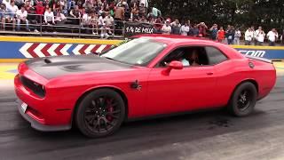 Dodge challenger SRT SC Vs Dodge Challenger Hellcat